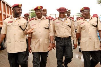 FRSC Corp Marshal Warns Nigerians Against Night  Trips,Says They Are Unsafe and Dangerous