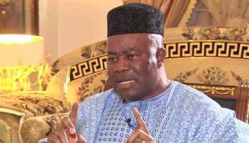 Niger Delta leaders restate support for Buhari, Akpabio
