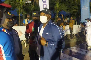 Sports Minister Flags off Access Marathon Race