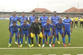 Beniangba's Wonder Goal Gives Bayelsa United Victory over Tunisian Cup Champions, Sfaxien